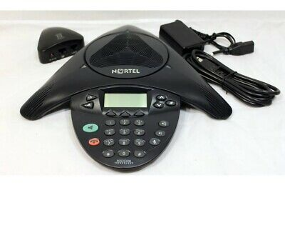 Nortel 2033 Ip Conference Phone With Extended Mics Refurbished