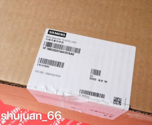 NEW SIEMENS 7ME6920-1AA10-1AA0 / 7ME6 920-1AA10-1AA0 FAST DELIVERY FREE SHIPPING