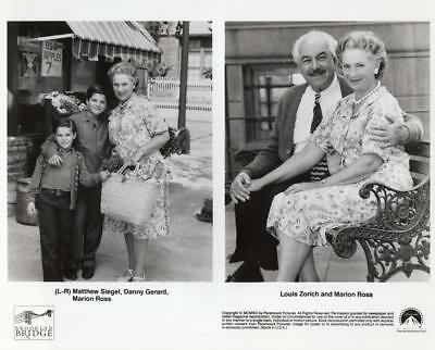 Marion Ross, Louis Zorich