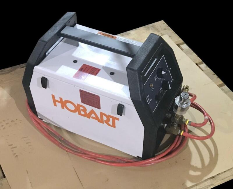 Hobart DC TIG ARC Starter W/ Torch & Motoman Wire Feeder (2 Available)