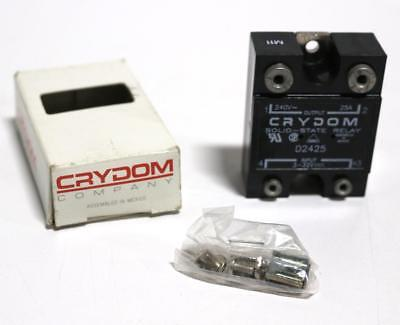 Crydom D2425 Solid State Relay New
