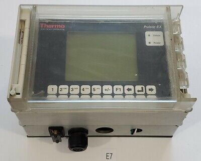 Preowned Thermo Electron Corporation Pulsar Ex Control Panel Co2 Warranty