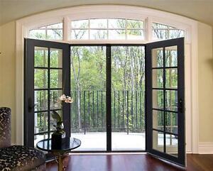 Retractable door fly screens for french doors 1800w x for French doors 1800 x 2100