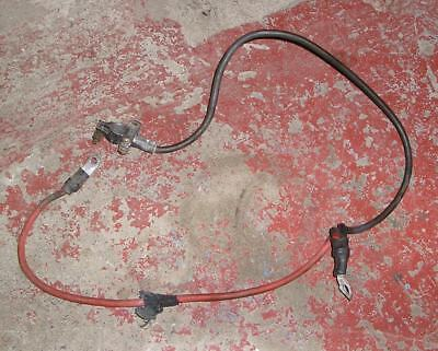 VAUXHALL VECTRA B POSITIVE BATTERY CABLES  / TERMINAL