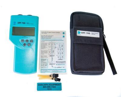 Druck Dpi705 70516262 Digital Pressure Indicator Used 7515w