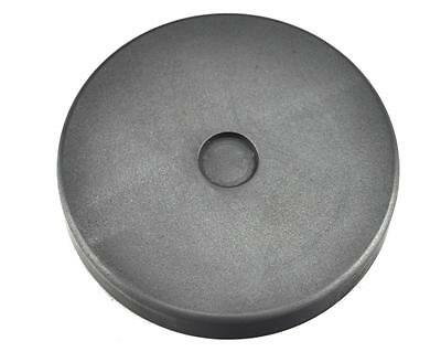 5 Gram Round Gold Graphite Ingot Coin Mold Melting Casting Refining Metal Scrap