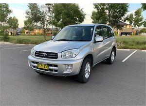 Toyota RAV4 2002 $3900.00