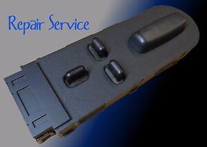 C5 Corvette Power Seat Switch REPAIR SERVICE LH or RH '97-'04 WE FIX FAST!!!