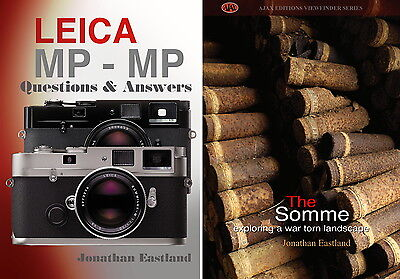 The Somme - exploring a war-torn landscape +LEICA MP-MP BOOK-NOW REDUCED PRICE!
