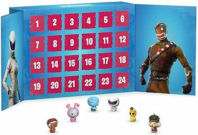 Funko Pop ! Advent Calendar - Fortnite