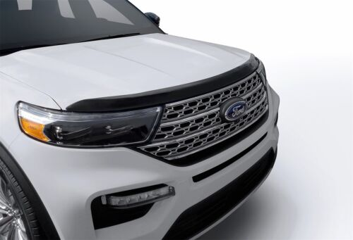 Auto Ventshade 322182 Aeroskin Low Profile Hood Protector for 2020 Ford Escape Smoke