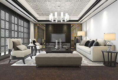 6 Walnut Tile Flooring (Green Wood Flooring - Walnut Burlwood Forna 5/16