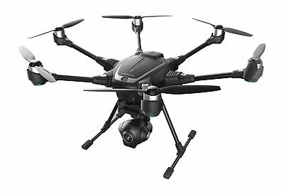 YUNEEC Typhoon H Hexacopter with GCO3+ 4K Camera, ST16 PGS, and FPV Goggles