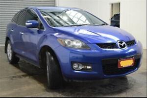 2007 Mazda Cx-7 Luxury (4x4) 6 Sp Auto Activematic 4d Wagon