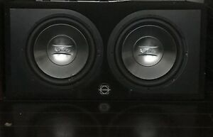 """12"""" infinity subwoofers"""