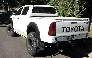 2008 Toyota Hilux Ute Fig Tree Pocket Brisbane North West Preview