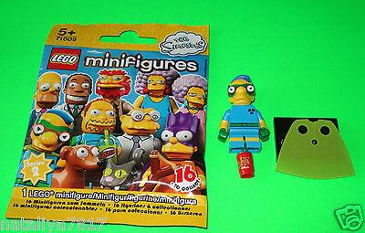LEGO FIGUREN SIMPSONS 2 ### MILHOUSE FALLOUT BOY - BPZ - NEU - NEW ### =TOP!!!](Fall Out Boy Simpsons)
