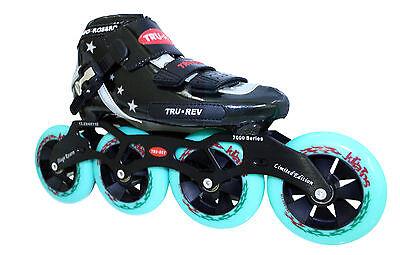 Inlineskating-Artikel Size 10.5 Inline Speed Skates TruRev w/ 105mm or 110mm wheels