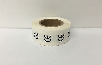 2 Rolls 500 12 Inch Round Ce Regulated D.o.t. Labels
