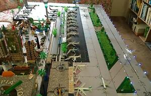 Model airport Belmont Belmont Area Preview