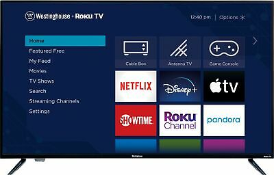 "Westinghouse - 43"" - 1080p - HDTV - Smart - LED - Roku TV"