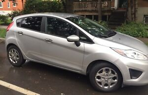 Ford Fiesta SE 2013 - Safety certified