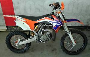 2015 KTM 85SX BIG WHEEL-ITALY BUILT RACE ENGINE (#009300) Dalby Dalby Area Preview