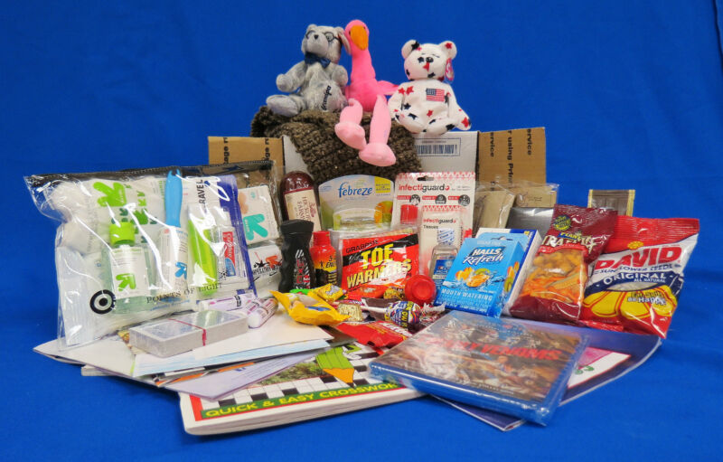 "SPONSOR ""THE CORPSMAN"" CARE PACKAGE OPERATION GRATITUDE"