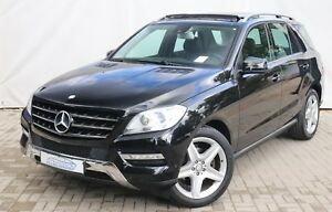 Mercedes-Benz ML 350 BT 4M AMG SPORT AIRMATIC 20' PARKASSIST