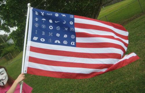 Corporate America American Flag 5