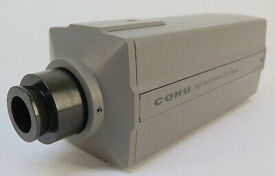 Cohu 4912-2000 High Performance Ccd Camera - Closed Circuit Camera -