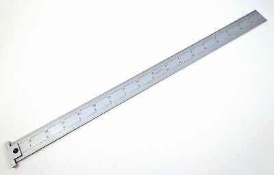 Igaging 18 Machinist Hook Ruler Rule 4r With 18 116 132 164 Grads