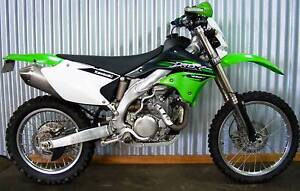 2015 Kawasaki KLX 450R Tamworth Tamworth City Preview