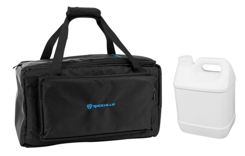 Waterproof Travel Bag Carry Case For Rockville ROCKHAZE 1000 Haze Machine Hazer