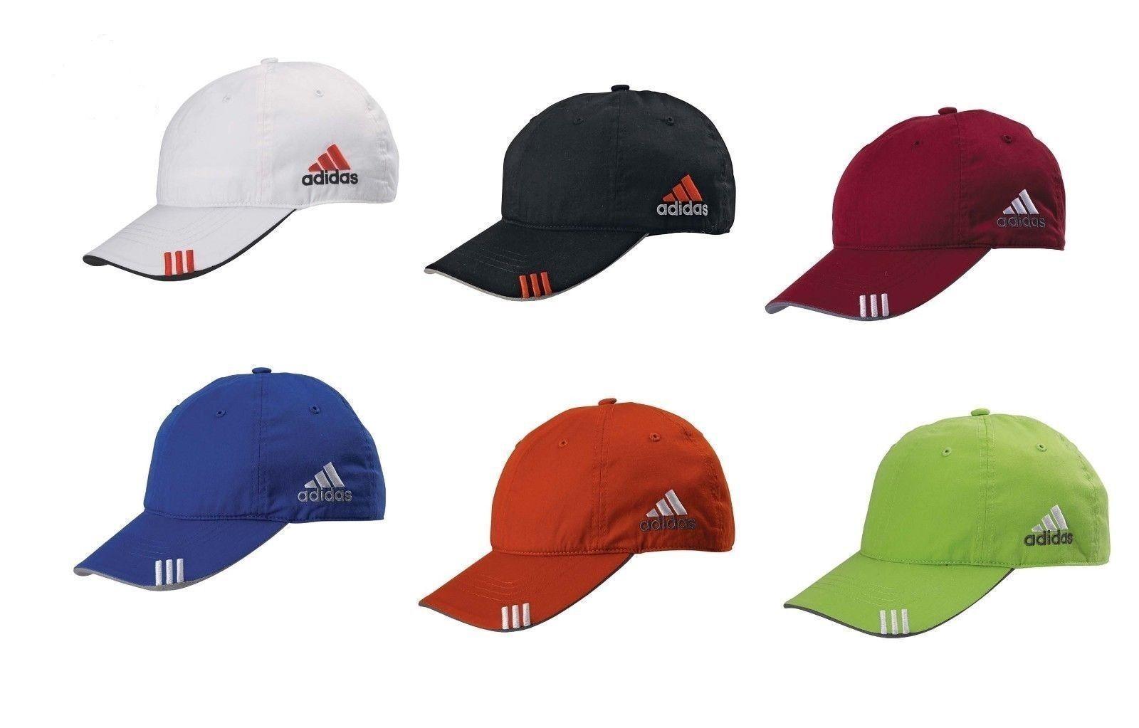 Adidas Golf Men's Adjustable Baseball Cap Unstructured Hat Unisex Size 13  Colors