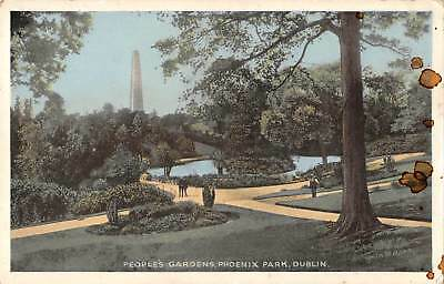 uk24303 peoples gardens phoenix park dublin ireland