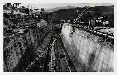 CP 01200 Génissiat Presa Canal Vertedero de Mayo 1947 Edit Cigüeña