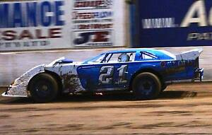 2006 Chevrolet Late Model Race Car Dirt Track Oakey Toowoomba Surrounds Preview