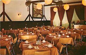 Pilsner Restaurant Berwyn Illinois IL Cermak Rd American Bohemian Food Postcard