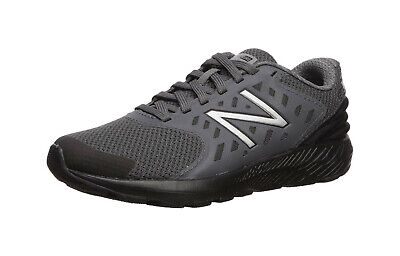 New Balance Shoes Juniors Kids Youth Size Black Gray Athletic Urge Mesh Sneaker