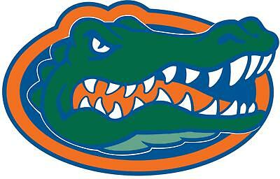 University Florida Gators Ncaa Color Die Cut Vinyl Decal   Sticker Free Shipping