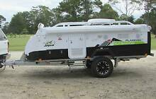 Jayco Outback Flamingo as new condition Boambee East Coffs Harbour City Preview