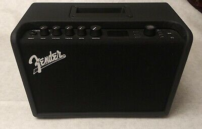 fender Mustang GT40 guitar amplifier Perfect condition!!