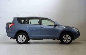 2010 Toyota RAV4 Wagon AUTO CV Wickham Newcastle Area Preview
