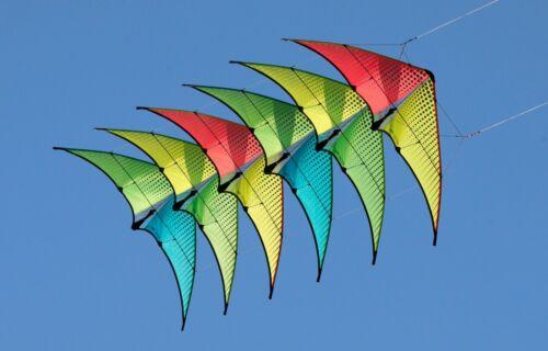 Prism NEUTRINO Sport Kite 6 Stack W/Pro Stack Bag