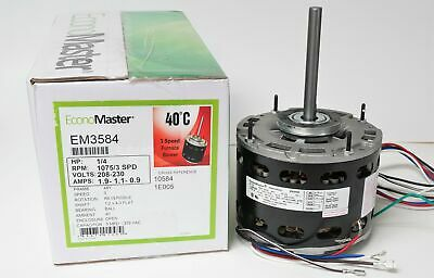 Motors - Blower Motor 1075 - Industrial Equipment on
