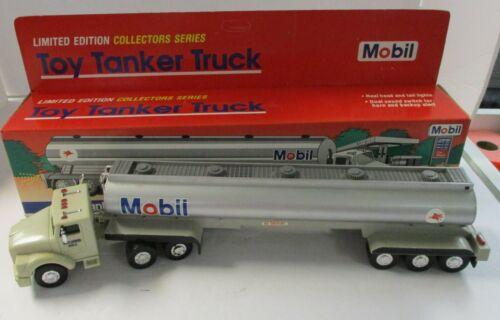 1993 Mobil Toy Tanker Truck - Pre Onwed!!