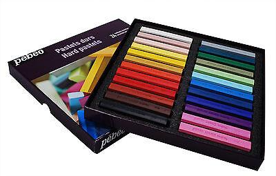 ter Zeichnung Pastell Box Set 24 Sortierte Farbe Stöcke (Pastell-box)