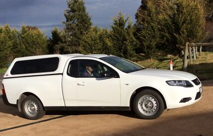 2010 Ford Falcon Ute genuine  22,700 km Orbost East Gippsland Preview