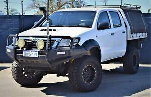 "2012 TOYOTA HILUX SR 4x4 DUAL CAB ""FULLY EQUIPPED"" Beckenham Gosnells Area Preview"